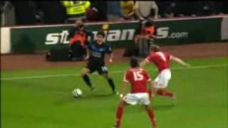 Fabio Da Silva season highlights 09/10