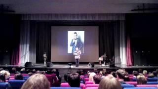 Встреча с Александром Васильевым 25 сентября 2016 в Оренбурге. Видео 9