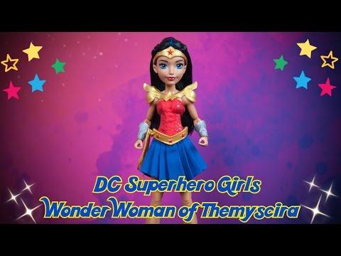 DC Superhero Girls - Wonder Woman of Themyscira