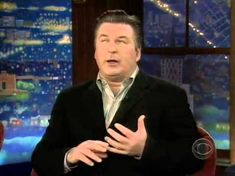 Late Late Show with Craig Ferguson 1/11/2008 Alec Baldwin, Lena Headey, Spoon