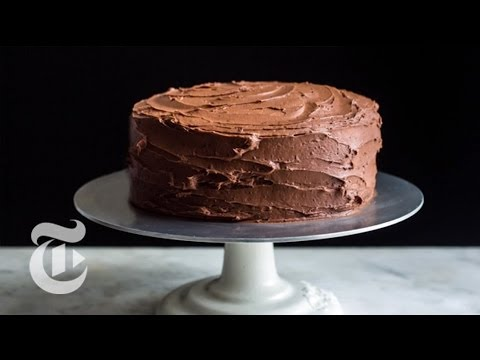 Devil's Food Cake | Melissa Clark Recipes | The New York Times ...