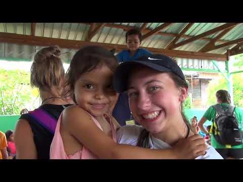 Nicaragua 2017 group video