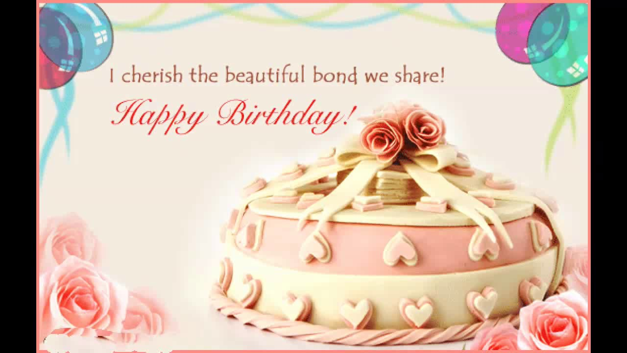Happy Birthday Wishes Greeting For Brother Whastsapp Hd Wallpaper Youtube