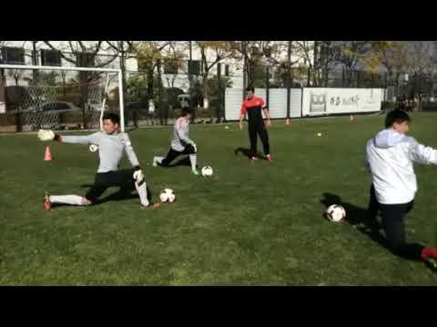Henan Jianye Football Club - China (Goalkeeper Training)