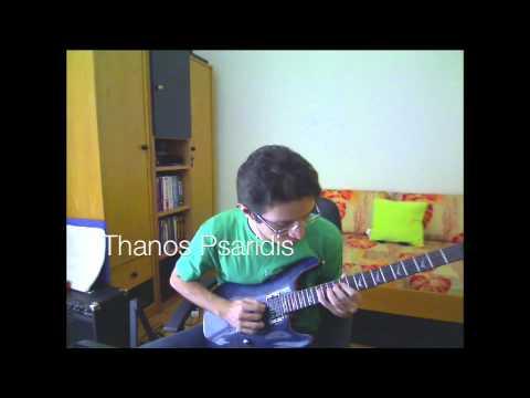 Mega Jam- Steve A.-Chris Dimareli-John Drougas-Thanos Psaridis-Bill Maravas