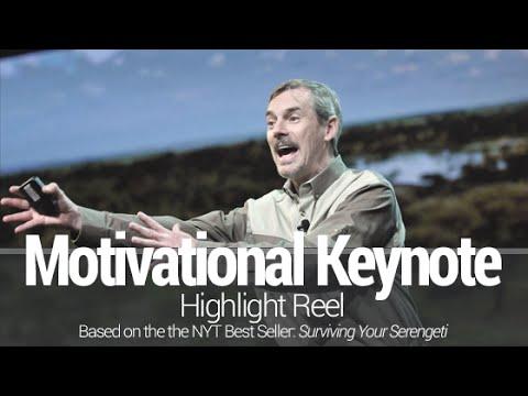 Speakers Reel for Stefan Swanepoel (2:24)