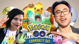 NOT AGAIN! [DAY 1] COMMUNITY DAY POKEMON GO (2019)