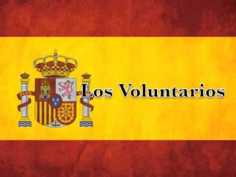 Marchas Militares de España - Los Voluntarios