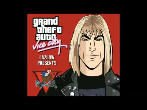 GTA Vice City - V-Rock **Alcatrazz - God Blessed Video**