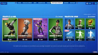 NEW SKIN NEW FORTNITE BOUTIQUE of September 07 (TODAY COMM)!