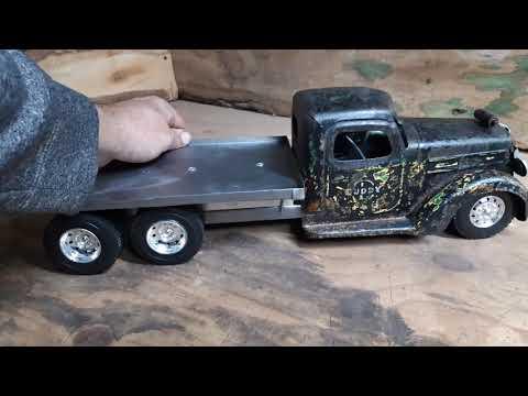 Buddy l tow trucks