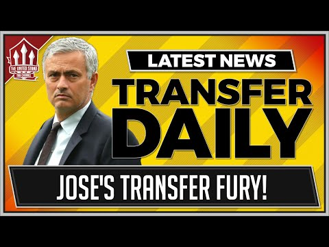 VERATTI, PERISIC, MARTIAL, NEYMAR | MAN UTD Transfer News