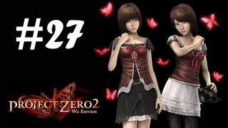 Fatal Frame 2 / Project Zero 2 Wii Edition - Walkthrough Part 27 (CHAPTER 8 - THE WANING MOON)