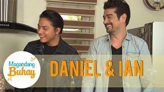 Ian shares how responsible Daniel is | Magandang Buhay