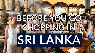 10 Things to Buy in Sri Lanka |  Sri Lanka Shopping