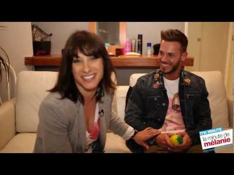M. POKORA - Interview Minute par Mélanie Kah