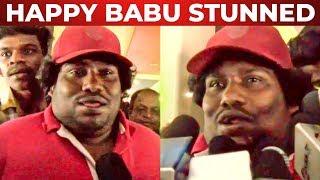 SPOTTED: Yogi Babu Turns Happy Babu   Nayanthara   COCO