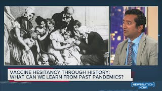 Vaccine hesitancy through history: What can we learn from past pandemics?