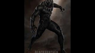 Чёрная Пантера. Трейлер на Русском