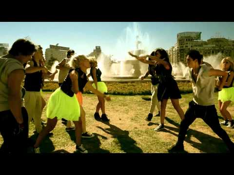 LaLa Band feat. John Puzzle - Dance Dance Dance (official video)