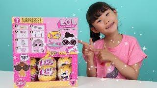 라임의 펫 LOL 서프라이즈  장난감 놀이 | 베이블레이드 abc song nursery rhymes