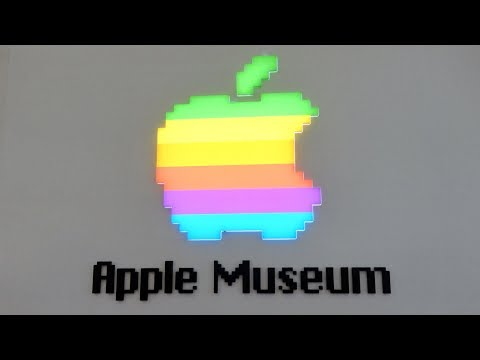 What's inside the World's First Apple Museum?