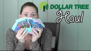Dollar Tree Haul (Jan 2015) *random craft items/a few vday ones too!