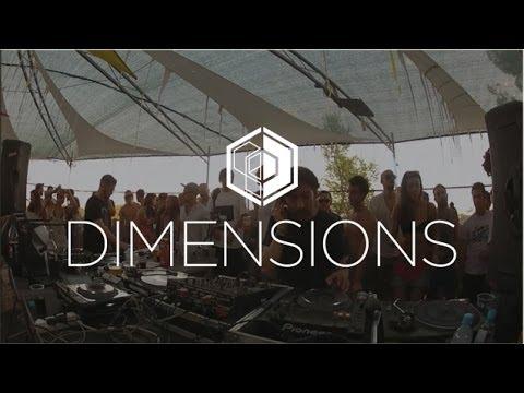 Move D Boiler Room DJ Set at Dimensions Festival