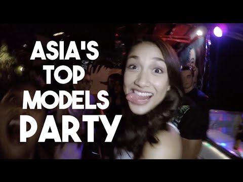 Asia's Next Top Models Party (Philippines)