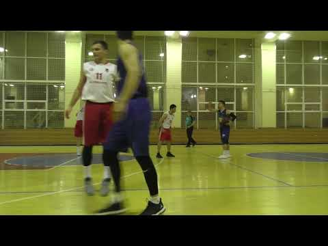 РБЛ  Университет vs БАРС РГЭУ  12 04 19