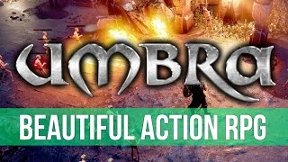 Umbra Gameplay & Commentary - Open World Action RPG! (Technical Prototype)