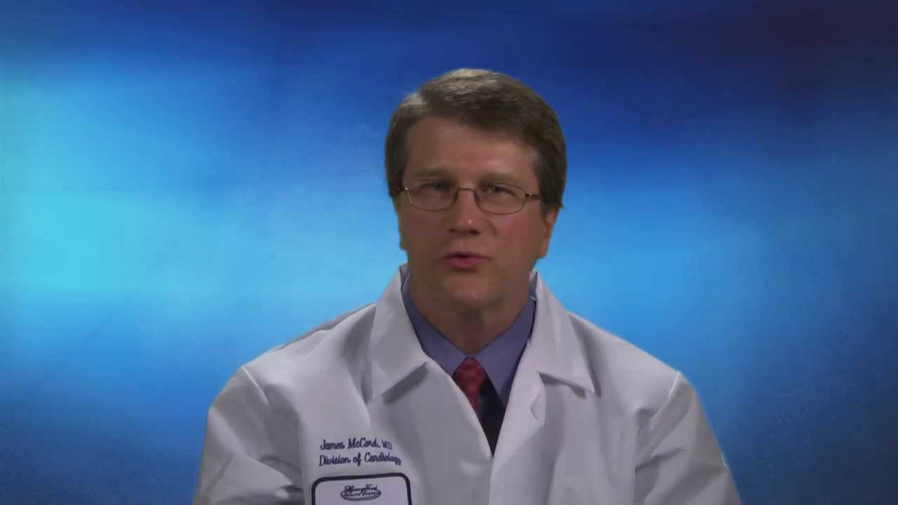Henry Ford Cardiology Fellowship Testimonial - James McCord, M D