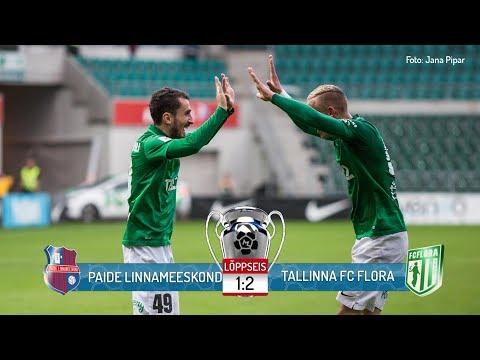30. voor 2017: Paide Linnameeskond - Tallinna FC Flora 1:2