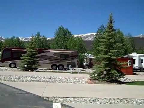 Tiger Run Rv Resort Breckenridge Colorado Youtube