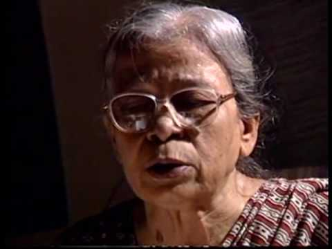 Mahasweta Devi, Bengali writer