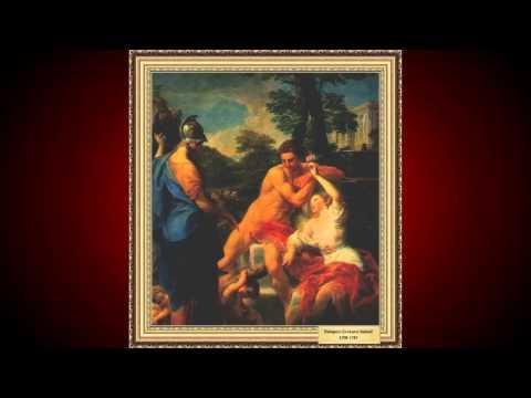 Pompeo Girolamo Batoni,   Joshua Reynolds, Noel-Nicolas Coypel, Jean-Baptiste Greuze