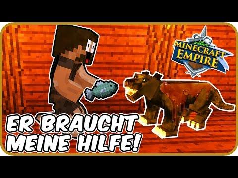 💉 Die STIMME ist VERLETZT! 💉 - Minecraft EMPIRE 🍖 #38 | Earliboy