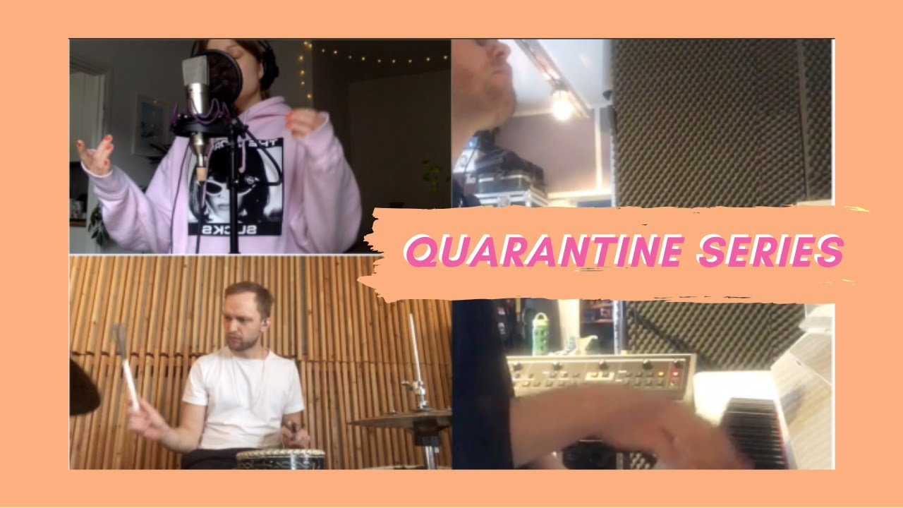 feelswithcaps - Underwater (Quarantine Series 3) #StayHome and Sing #WithMe