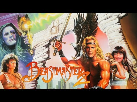 Beastmaster 2: Through the Portal of Time (1991, USA / France) Trailer