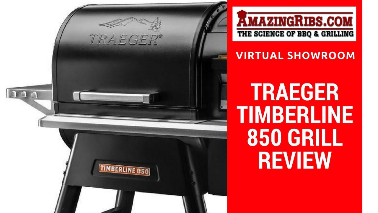 The Traeger Timberline 850 Grill Review - Part 1