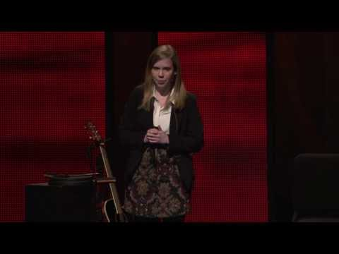 Symphony of science - music therapy in health care: Carly Flaagan at TEDxGrandForks