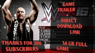 How To Download Real Wwe 2K17 For Android Psp