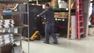 The Safe Race: testing Rifle Rods against standard gun racks