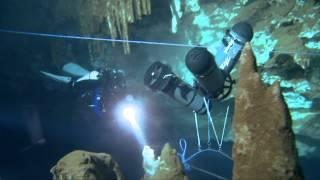 Höhlentauchen auf Mallorca