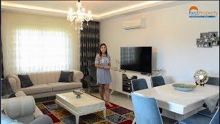 شقة مفروشة بجانب النهر في منطقة أوبا من مدينة ألانيا التركية RestProperty