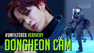 [UNFILTERED CAM] VERIVERY DONGHEON(동헌) 'Get Away' | BE ORIGINAL