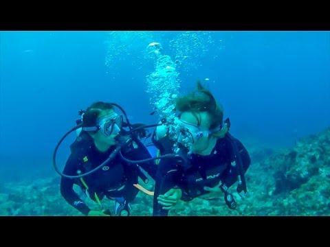 Diving julian rocks byron bay au youtube - Dive byron bay ...