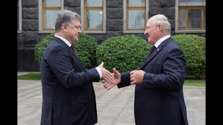 Бессмертный пролил свет на истинную цель встречи Порошенко с Лукашенко