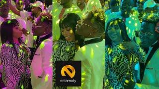 Shatta Wale & Moesha Scatter The Dance Floor On His Birthday