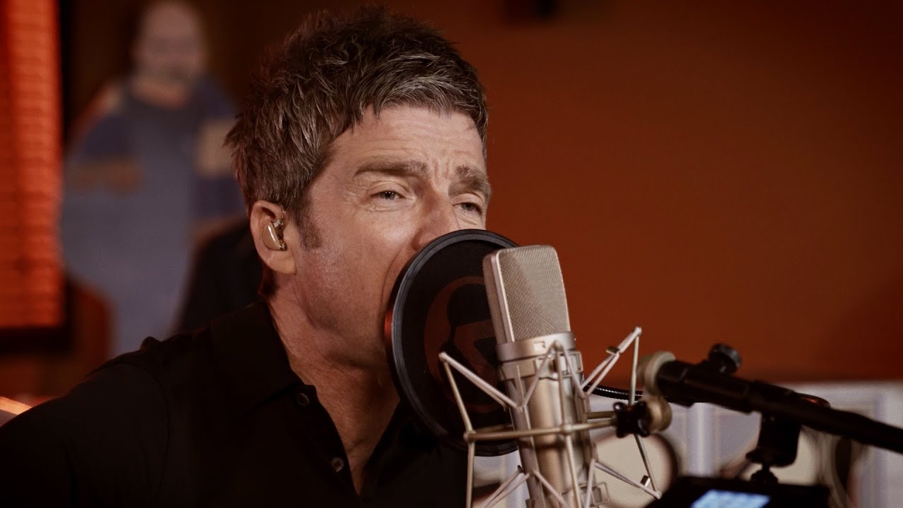 Noel Gallagher's High Flying Birds - 'AKA ... What A Life!' (Live from Lone Star Studios)